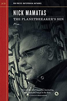 The Planetbreaker's Son by Nick Mamatas science fiction and fantasy book and audiobook reviews