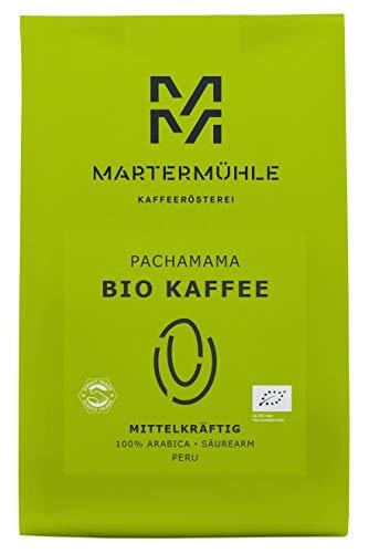 Martermühle | Bio Kaffee PachaMama (500g) | Ganze Bohnen | Premium Ka...