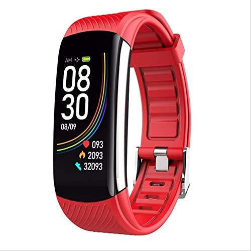 Fitness Tracker Bloeddrukmeting Stappenteller Slimme polsband HR-monitor Sport Waterdichte slimme armband Heren Dames