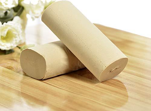 CHENYAO Rolpapier Zonder Kern Zonder Toegevoegde Milieuvriendelijke Pulp En Toiletpapier Zonder Toiletpapier Toiletpapier Te Bedrukken (42 Rollen)