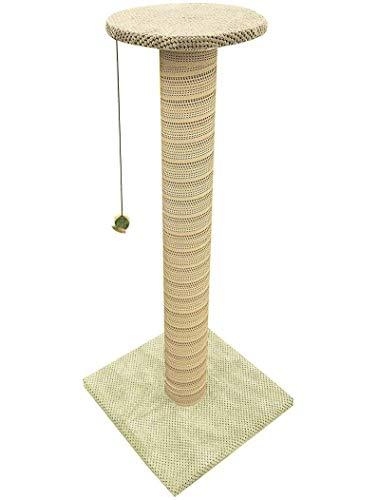 100 cm de altura gigante gato rascador poste árbol juego gato grande escalada centro divertido poste soporte XL