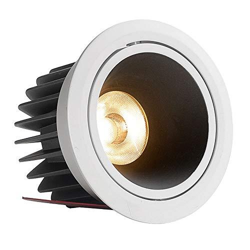 Sunny Lingt IP64 impermeable Downlight, proyector del techo de baño LED empotrado,...