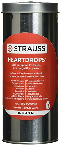 Strauss Herb Company Strauss Heart Drops (225ml) Brand:, 454.0 ounces
