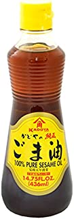 Kadoya Aceite de Sésamo Tostado Goma Abura - 436 ml