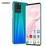 S20 Pro Smartphone Pantalla de 5,8 Pulgadas Smartphone 512M + 4G Smartphone Android Azul Azul UE