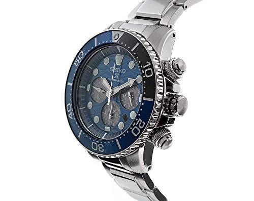 Seiko Prospex Solar Save The Ocean horloge SSC741P1