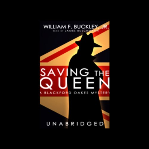 Saving the Queen audiobook cover art