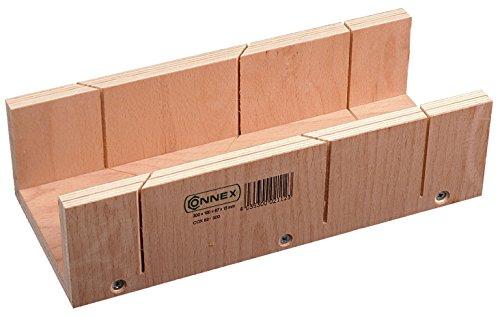 Connex Schneidlade 240 x 60 x 35 mm Mehrschicht-Holz, COX821240