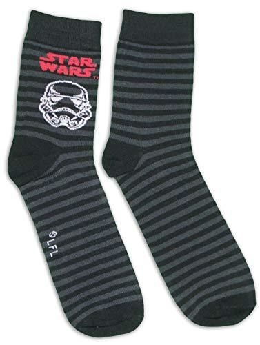 Star Wars Calcetines de algodón para hombre 5.5-8 UK Shoe