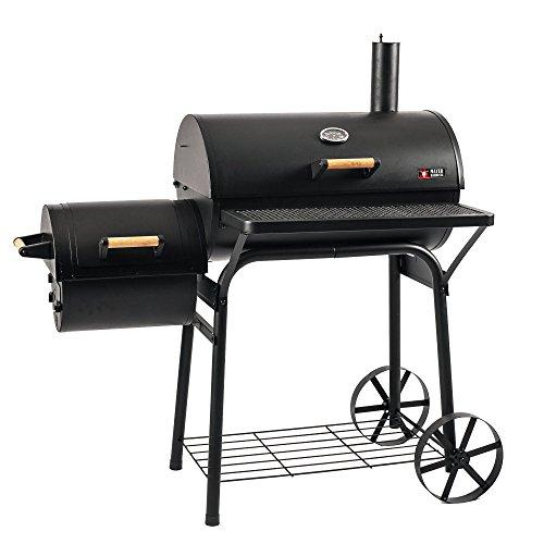 Mayer Barbecue -   Raucha Smoker