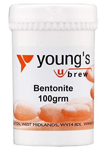 Home Brew Vino Bentonita Aids The Clearing Of nublado Vino - 100g