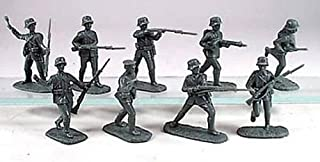 Armies in Plastic WWI German Infantry with Stahlheim Helmets Offered By Classic Toy Soldiers, Inc