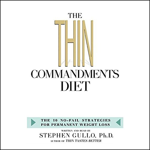 The Thin Commandments Diet audiobook cover art