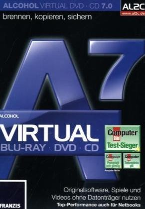 Alcohol Virtual DVD + CD 7