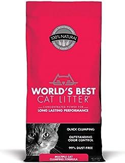 World's Best Cat Litter, Multiple Cat Clumping Formula