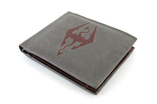 The Elder Scrolls V - Skyrim - Geldbörse - Dragonborn - Logo