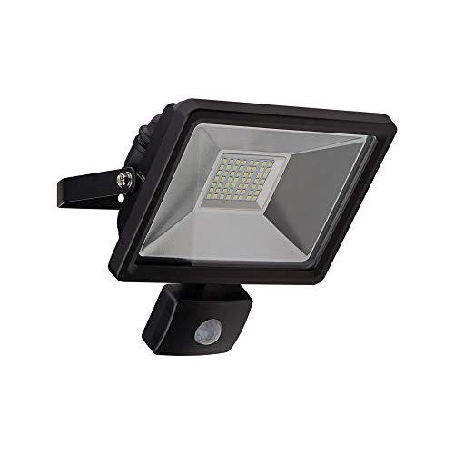 Projecteur LED D'Extérieur avec Détecteur de Mouvement, 30 W Puissance Absorbée - 59000