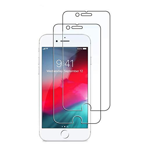 pantalla cristal templado iphone 8 de la marca AIMIXIUNA