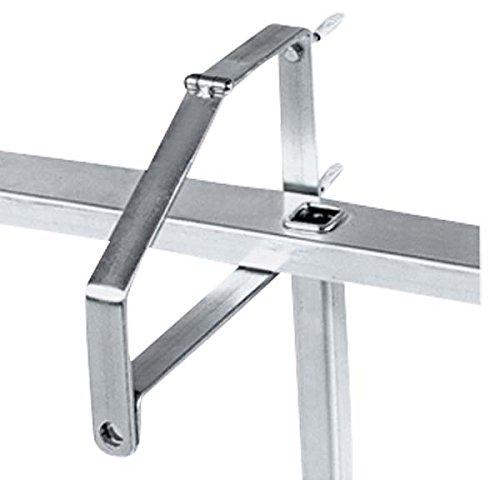 ZARGES 40998 Leiterhalter (1 Satz = 2 Stück)
