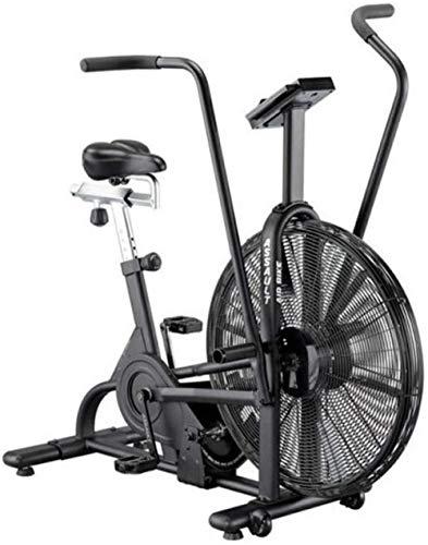 Bicicleta de interior a prueba de viento Bicicleta dinámica Casa Ejercicio Bicicleta Entrenador Equipo de fitness Máximo 150Kg Sin límite superior Resistencia al viento