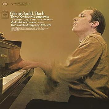 Bach: Keyboard Concertos Nos. 3, 5 & 7, BWV 1054, 1056 & 1058 ((Gould Remastered))