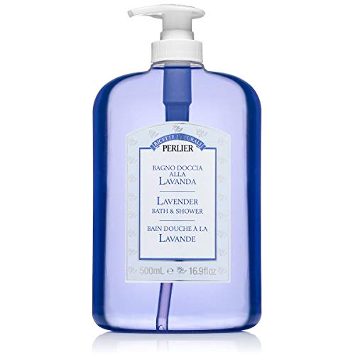 Perlier Bath Cream, Lavender, 16.9 fl. oz.
