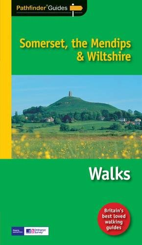 PF (21) SOMERSET, THE MENDIPS & WILTSHIRE (Pathfinder Guides)