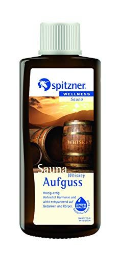 Spitzner Saunaaufguss WHISKEY 190 ml