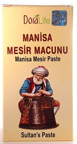 8 x 400g Manisa Osmanische Mesir Paste Heilpaste Flüssig - Mesir Macunu