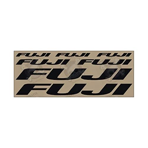 MTB Fuji Stickers Decals AUFKLEBER Pegatinas AUTOCOLLANT Full Color