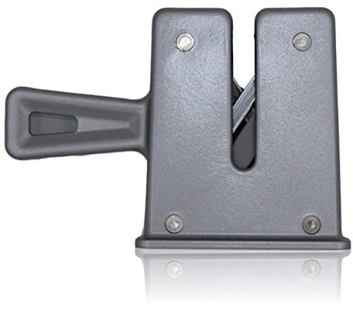 Knife Sharpener/Honing Tool with Chantry Sprung honing Technology, for Professional/Commercial or Home Kitchen use. Easy, Yet as Effective as a Sharpening Steel/honing Steel. by Taylors Eye Witness