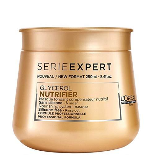 L'Oréal Professionnel Serie Expert Glycerol Nutrifier Maske, 1er Pack (1 x 250 ml)