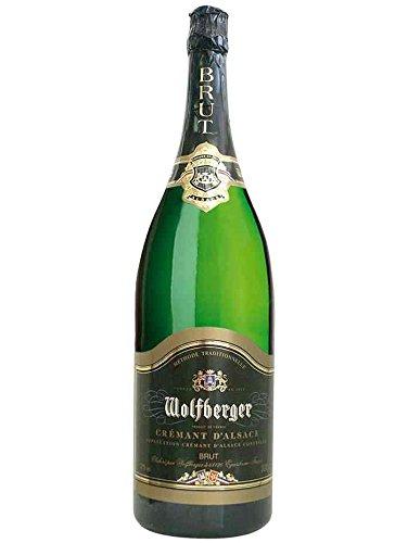 Wolfberger 4724 Wolfberger Crémant d'Alsace Jeroboam, Brut