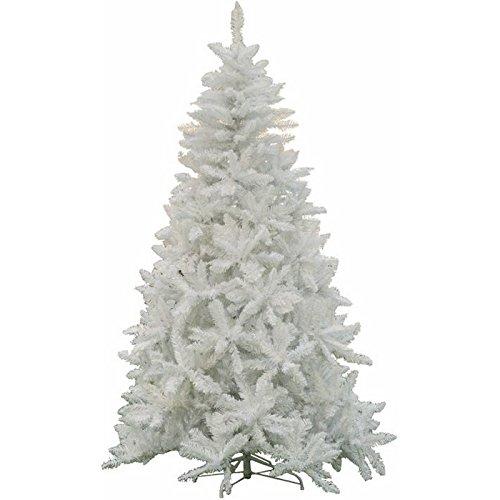 OEM, eacommerce Albero di Natale Sherwood (Bianco, 240 cm)