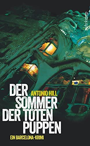 Der Sommer der toten Puppen: Ein Barcelona-Krimi (Héctor-Salgado-Trilogie)