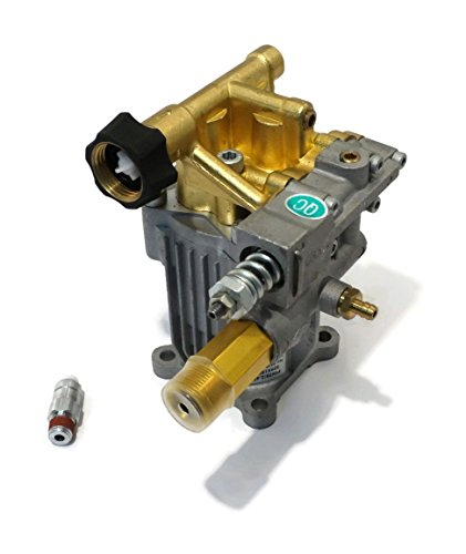 Universal 3000 PSI, 3/4' Shaft, Power Pressure Washer Water Pump for Honda Generac Husky & More