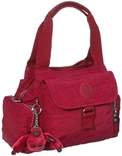 Fairfax Shoulder Bag (Ruby Red)