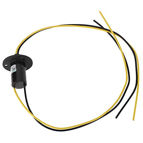 MW1220 Anillo Colector Conductivo Anillo Colector Eléctrico 0~600 VCA/CC 150 rpm IP51...