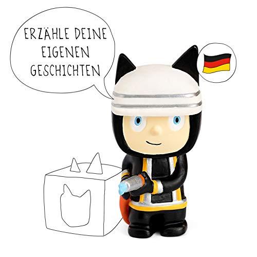 tonies Hörfiguren für Toniebox - Kreativ Feuerwehrmann - ca. 90 Min. - Ab 3 Jahre -DEUTSCH