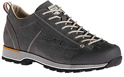 Dolomite Herren Zapato Schuh Cinquantaquattro Low LT, Gunmetal Grey, 46 1/3 EU