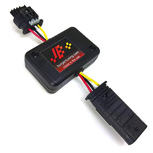 JB Plus Quick Install Tuner compatible with F Chassis N20 and N55 BMW (Burger Tuning)