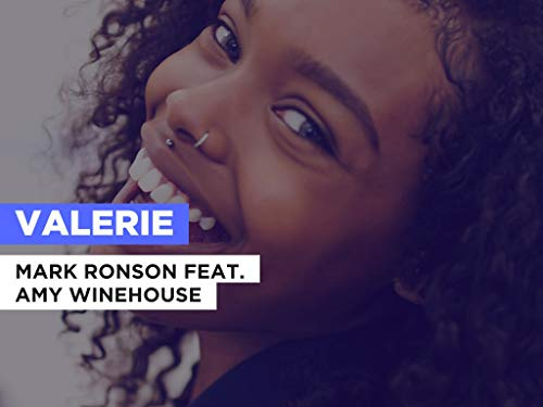 Valerie al estilo de Mark Ronson feat. Amy Winehouse