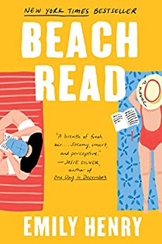 Beach Read by [Emily Henry]