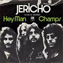 Jericho Jones - Hey Man / Champs - A&M Records - 12 256 AT