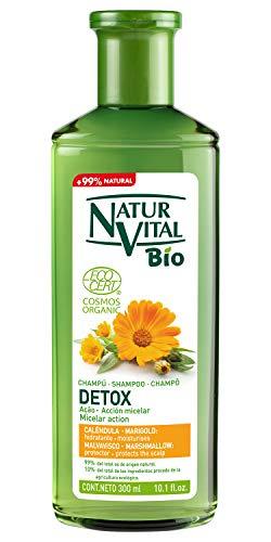 NaturVital Champú Bio Detox 300 ml
