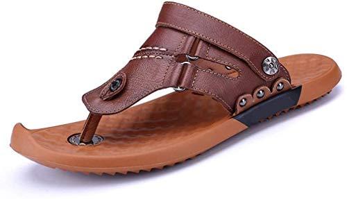 TQQ Zapatillas de Baño Niño Zapatillas De Baño Sandalias De Hombre Sandalias para Soporte De Arco Y Sandalias De Flip-Flop Sandalias De Ducha (Size : 42)