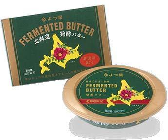 よつ葉 北海道発酵バター(北海道限定販売品)125g×4 冷蔵
