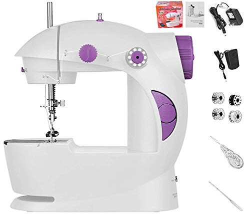 Classipro Sewing Machine for Home Tailoring with Foot Pedal and Adapter
