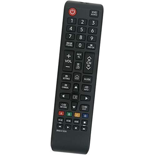 ALLIMITY BN59 01303A Fernbedienung Ersetzen fit für Samsung Smart TV UE75NU7179 UE40NU7170 UE49NU7105 UE49NU7172 UE55NU7023 UE65NU7102 UE65NU7172 UE65NU7170 UE40NU7125 UE49NU7102 UE49NU7170