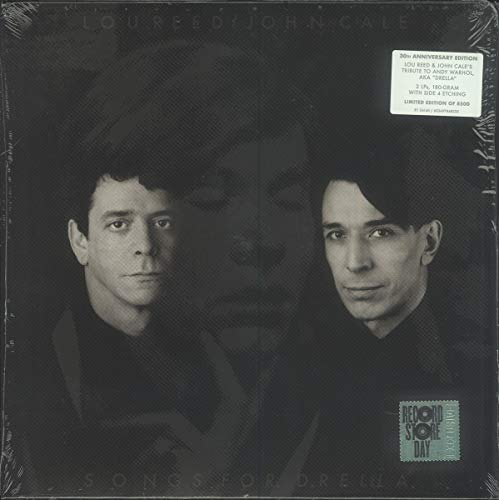Lou Reed & John Cale - Songs For Drella - Rsd 20 - (LP)